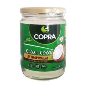 Óleo de Coco Extra Virgem Copra 500ml-0