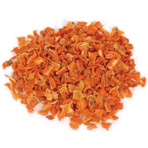 Cenoura Desidratada Granulada