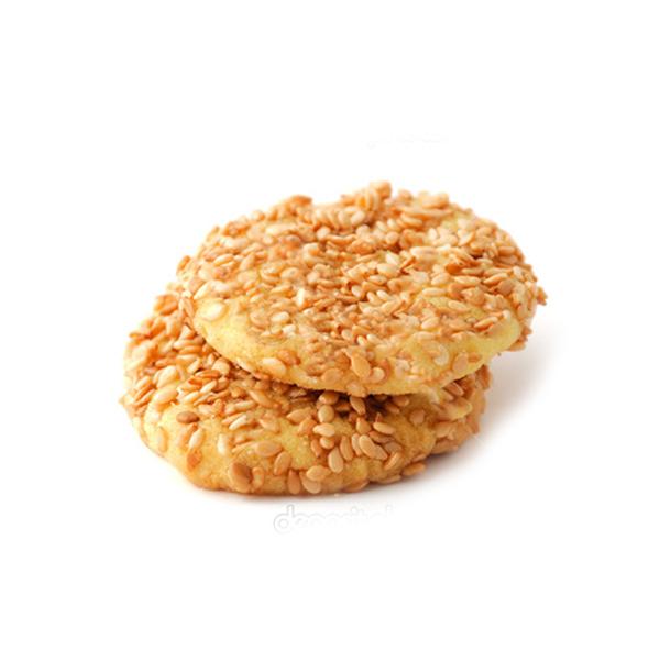 Cookies de Gergelim e Linhaça