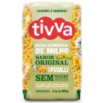 Massa Alimentícia de Milho Sabor Original Tivva 500g