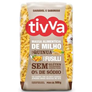 Massa Alimentícia de Milho com Quinua Tivva 500g