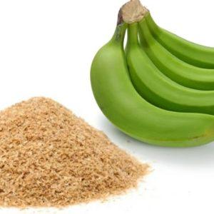 Farinha de Banana Verde 100g-0