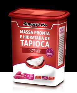 Tapioca com Batata Doce Supply Life 400g-0
