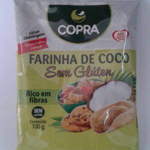 Farinha de Coco Copra 100g-0