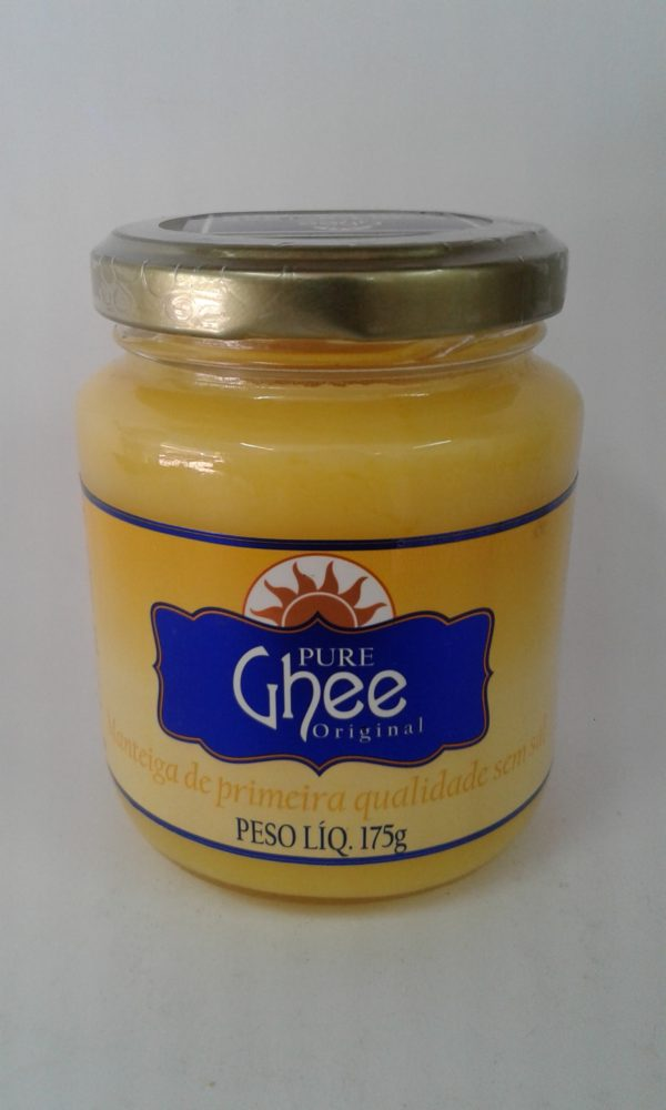 Pure Ghee Manteiga Clarificada Original Airon 175g-0
