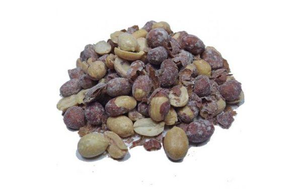 Amendoim com Pele Torrado e Salgado 100g-0